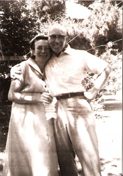 Olivia and Alex Siebenaler, my maternal grandparents.